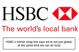 HSBC & Caption